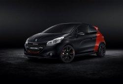 Peugeot 208 GTi 30 Aniversario, ya es oficial