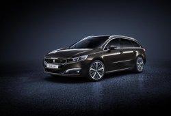 Peugeot presenta el nuevo 508