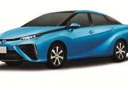 Toyota FCV, así es su diseño final para producción