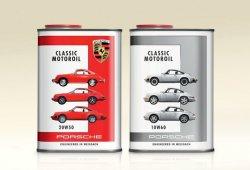 Porsche Classic Motoroil, aceite de motor para los modelos refrigerados por aire
