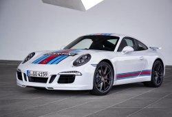 Porsche lanza el 911 Carrera S Martini Racing Edition