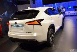 Lexus NX, primer contacto (II): Diseño exterior e interior