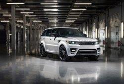 Range Rover Sport 'Stealth Pack', nuevas posibilidades de personalización