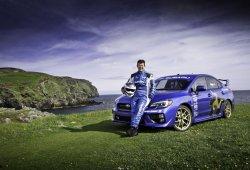 Subaru WRX STI, el coche más rápido en la Isla de Man