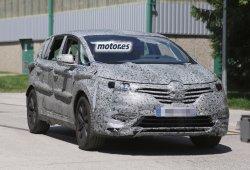 La nueva Renault Espace ya está de pruebas