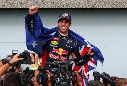 Ricciardo es un campeón en potencia, según Gerhard Berger