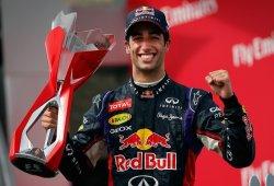 Ricciardo escribe su nombre en el libro de historia de la Fórmula 1