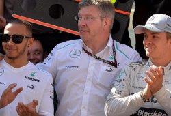 ''Ross Brawn manejaría mejor la rivalidad entre Hamilton y Rosberg''