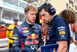Sebastian Vettel ya ha utilizado la mitad de los motores disponibles