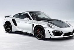 TopCar presenta un kit de carrocería para el Porsche 911 Turbo