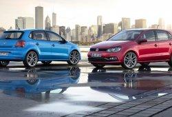 España - Mayo 2014: El Volkswagen Polo echa del podio al Opel Corsa