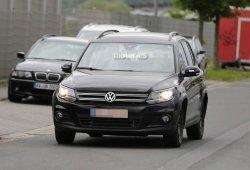 Volkswagen comienza a pasear el Tiguan 2015