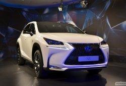 Ya se admiten los primeros pedidos del Lexus NX 300h