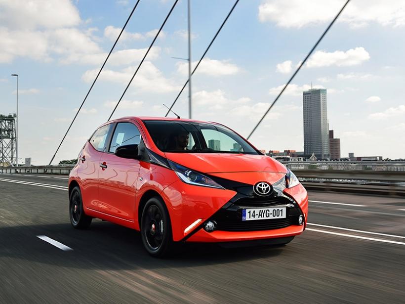 Nuevo Toyota Aygo, a la conquista de la ciudad