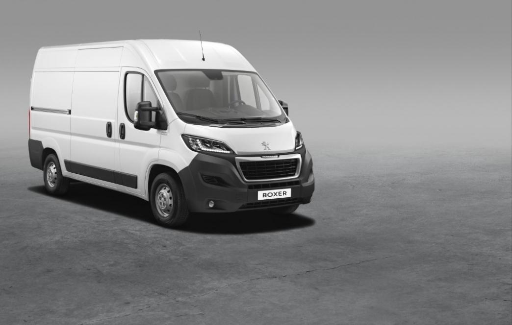 Peugeot pone a la venta el nuevo Boxer