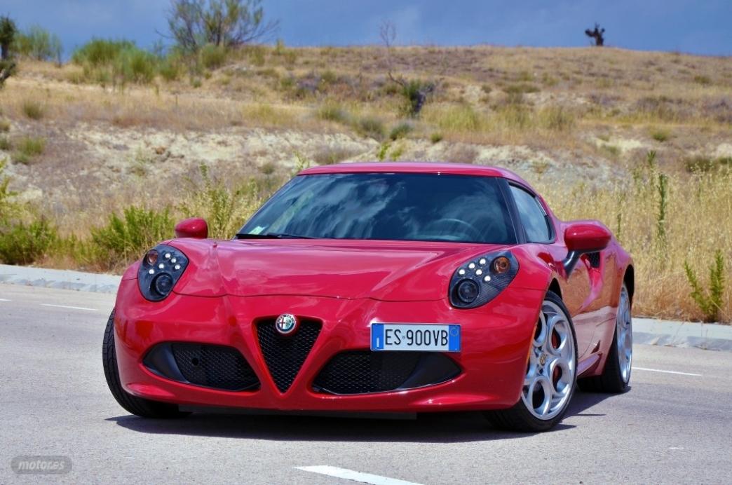 Alfa Romeo 4C, datos técnicos (I): Carrocería, bastidor, suspensión, dirección y frenos