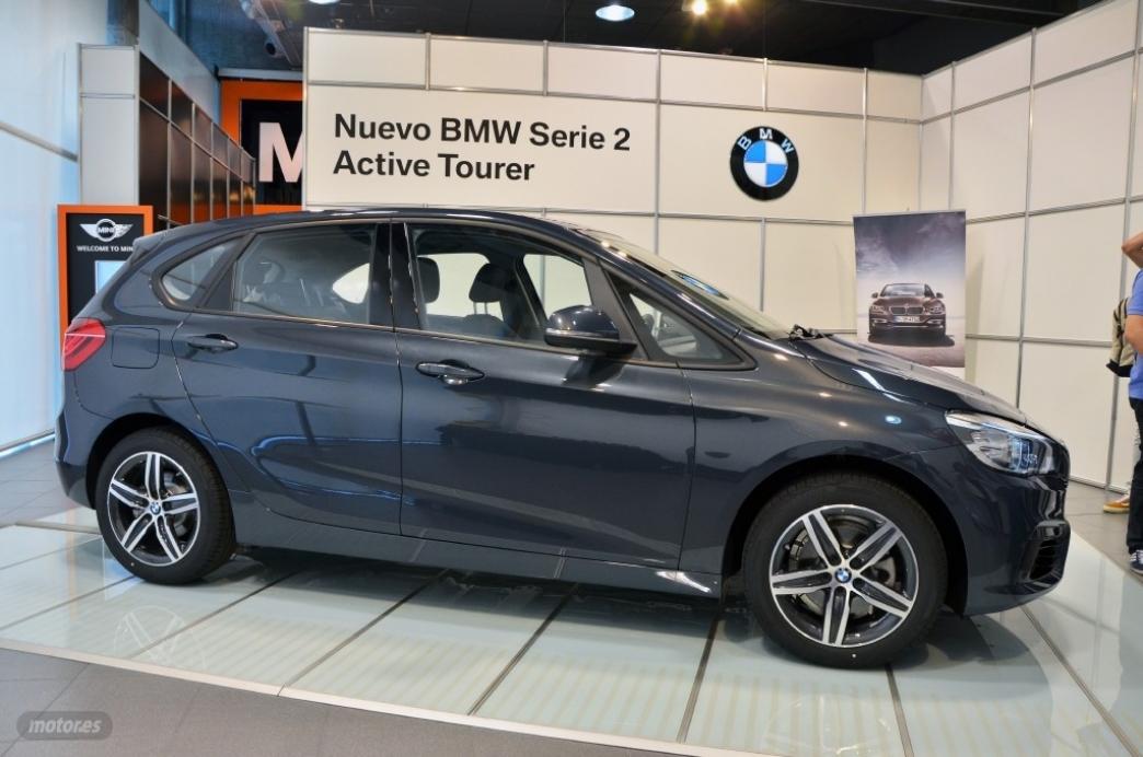 BMW Serie 2 Active Tourer, primer contacto (I): Motores, equipamiento y precios