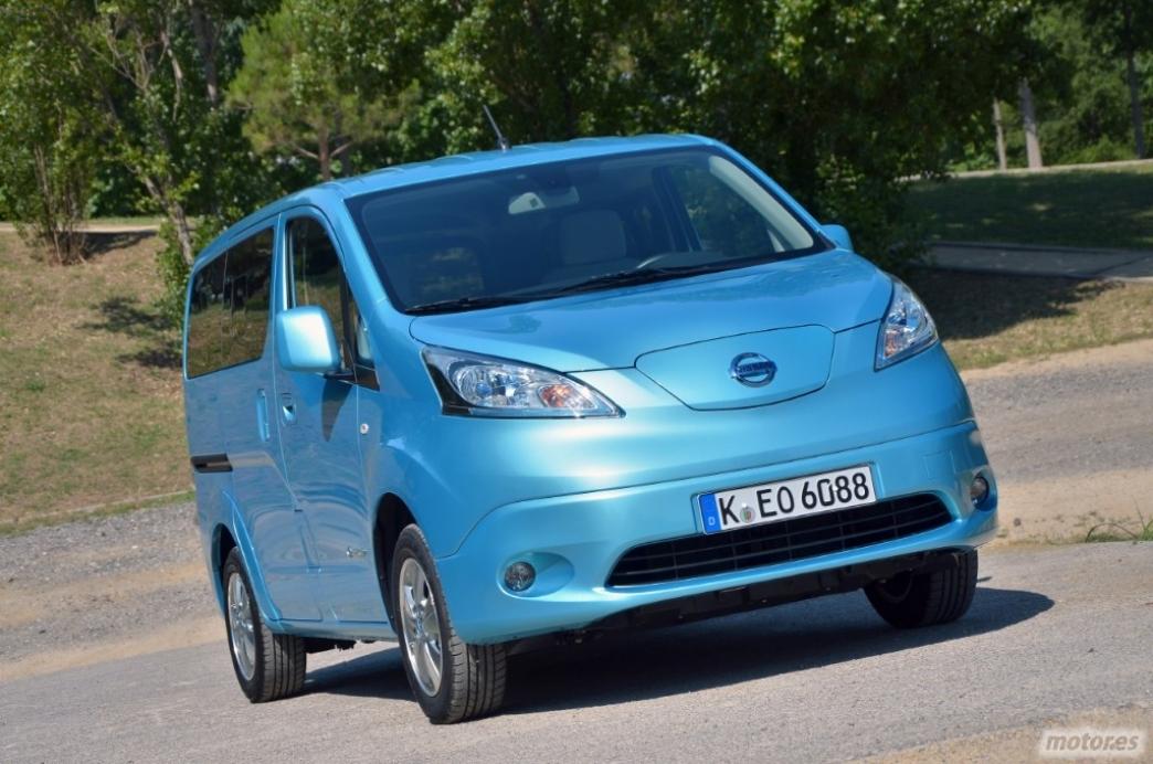 Nissan e-NV200, presentación (IV): Comportamiento dinámico, conclusiones y valoración