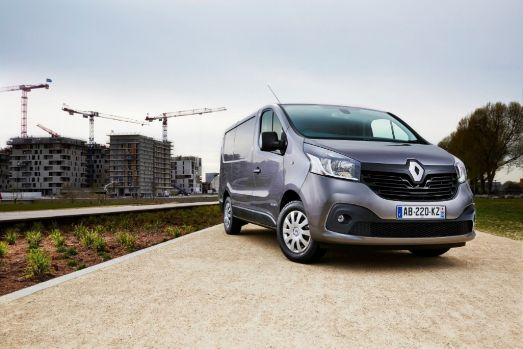 Renault Trafic 2014, disponible a partir de julio