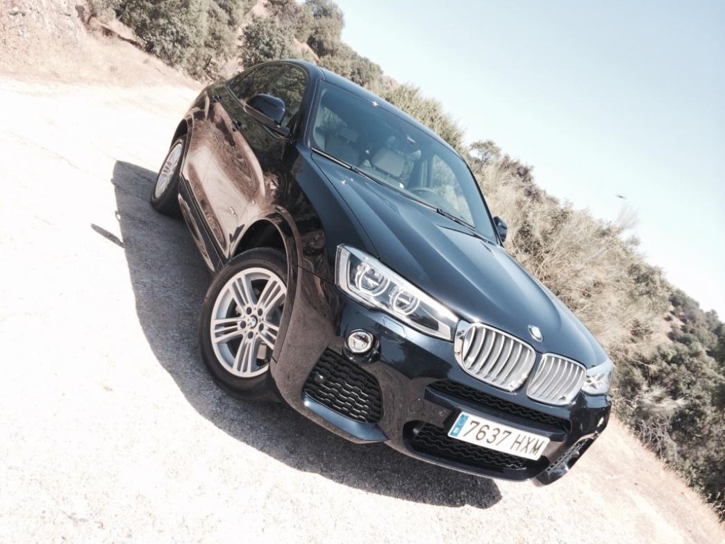 BMW X4 xDrive30d: primera prueba