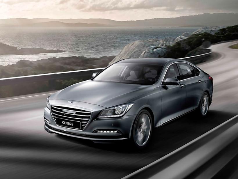 Hyundai Genesis 2014, precio y equipamiento para España