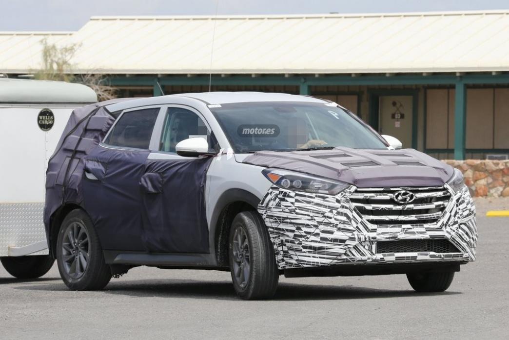 Hyundai ix35 2015, así será su nuevo diseño