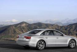 Audi A8 e-tron, electricidad y un V6 diésel
