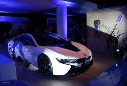 BMW i8, presentación en concesionarios españoles