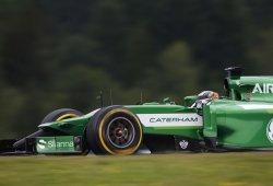 Caterham F1 Team cambia de dueños