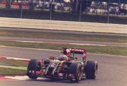Charles Pic explica sus sensaciones en el debut de los Pirelli de 18 pulgadas