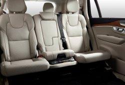 Despliegue de seguridad para el próximo Volvo XC90 2015