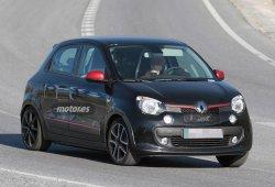 El Renault Twingo RS 2015 descubierto sin apenas camuflaje