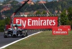 Hamilton y Rosberg confirman su superioridad