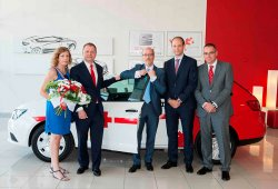 La Cruz Roja española adquiere 23 vehículos de Seat