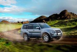 Mitsubishi Montero 2015, más mejoras estéticas y de equipamiento