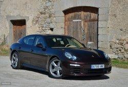 Porsche Panamera Diesel 2014, un deportivo de 300 CV con traje de etiqueta