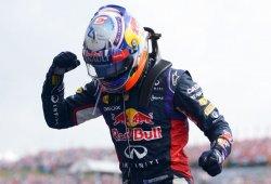 Ricciardo se lleva la victoria más caótica del año