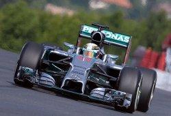 Hamilton arranca liderando los primeros libres de Hungaroring
