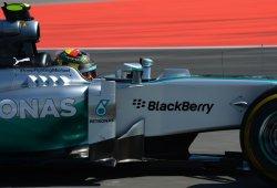 Rosberg logra la pole sin rival