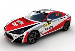 Toyota GT86 CS-R3, así es la versión de rally