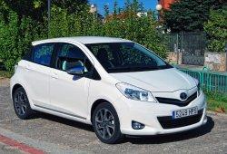 Toyota Yaris SoHo 100 MultiDrive (I): Gama, precio y diseño