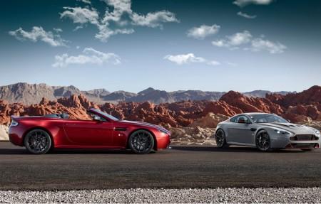 Aston Martin V12 Vantage S Roadster 2015, un oasis de potencia y belleza
