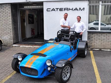 Finaliza la producción del Caterham Seven R500 Superlight