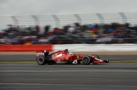 En directo, la carrera de F1 en Silverstone
