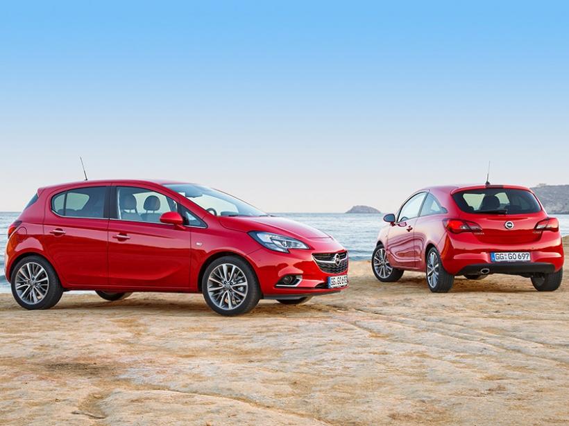 Ya es oficial, el nuevo Opel Corsa 2015