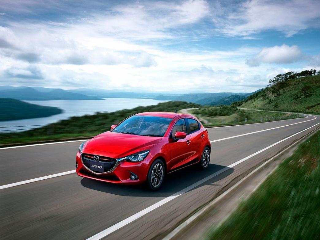 Nuevo Mazda 2 2015, adaptación a la filosofía KODO