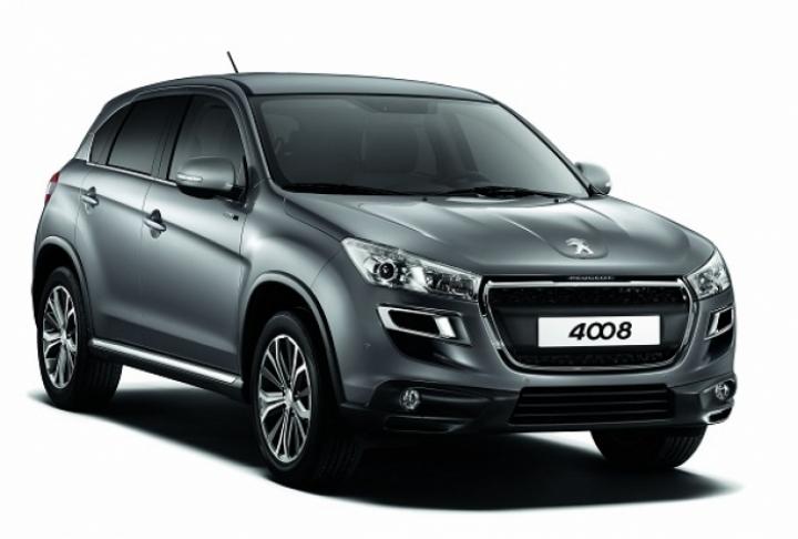 Peugeot lanza el 4008 Crossway