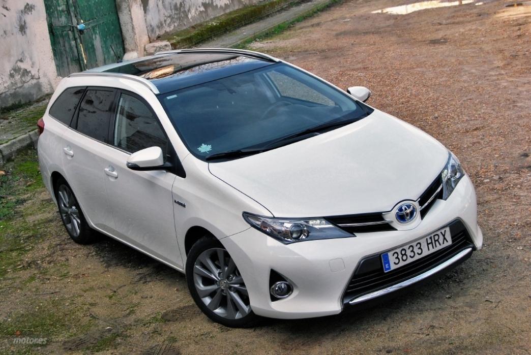 Toyota Auris Hybrid Touring Sports (II): Diseño, habitabilidad y maletero
