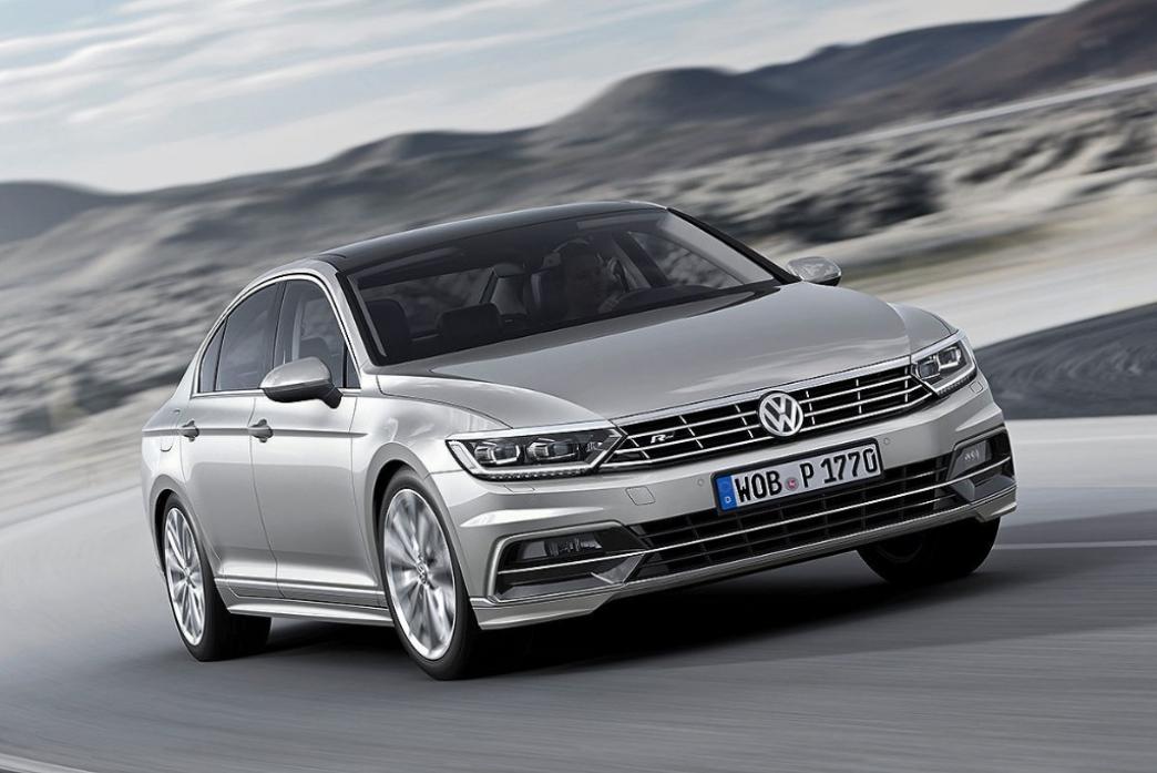 Volkswagen Passat 2015, más dinámico y preciso