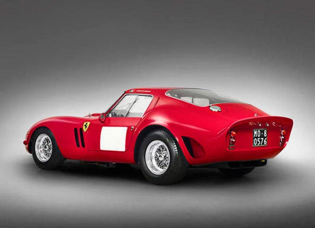 El Ferrari 250 GTO mantiene su trono por 28,3 millones de euros